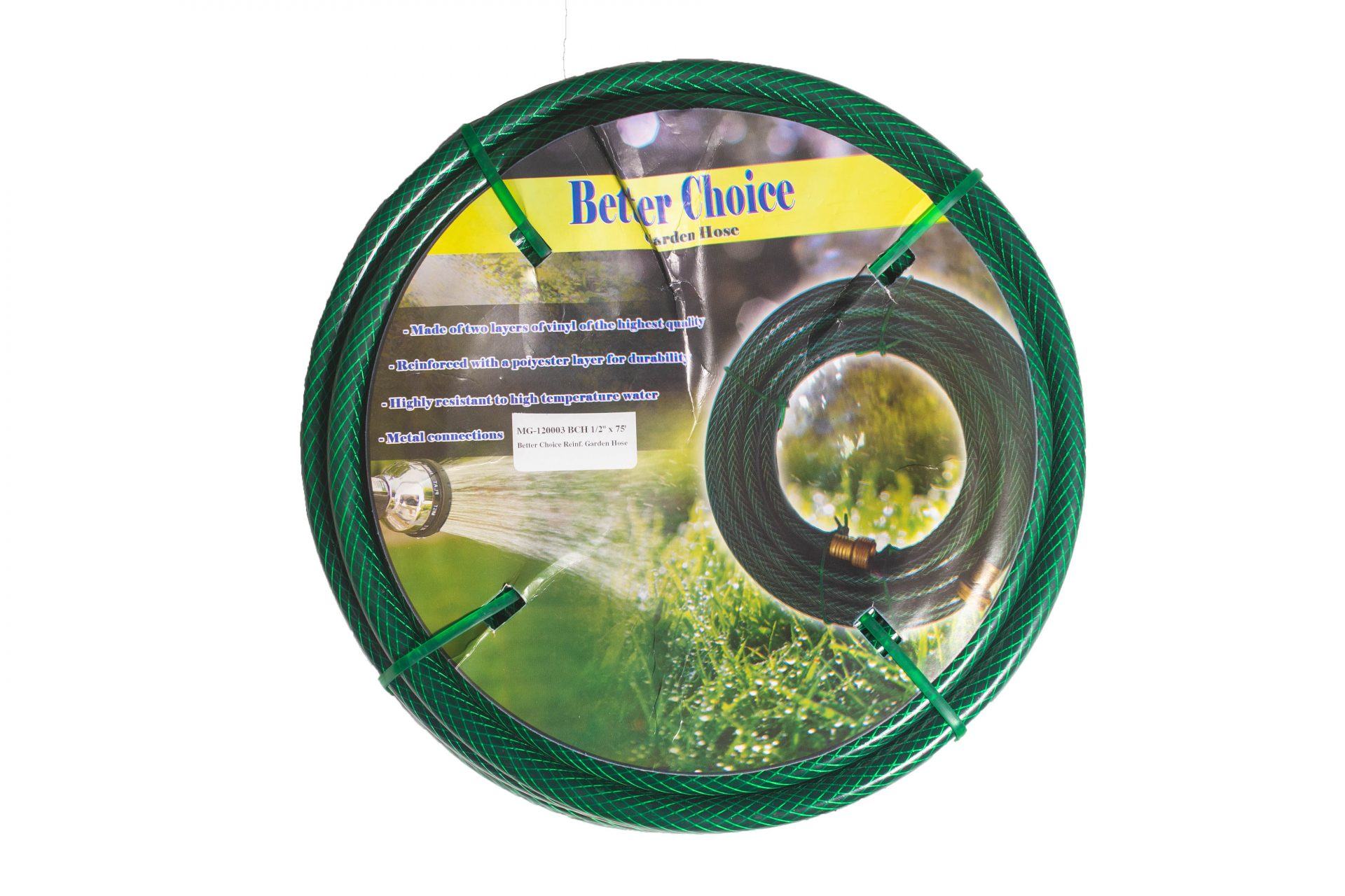 Better Choice Garden Hose
